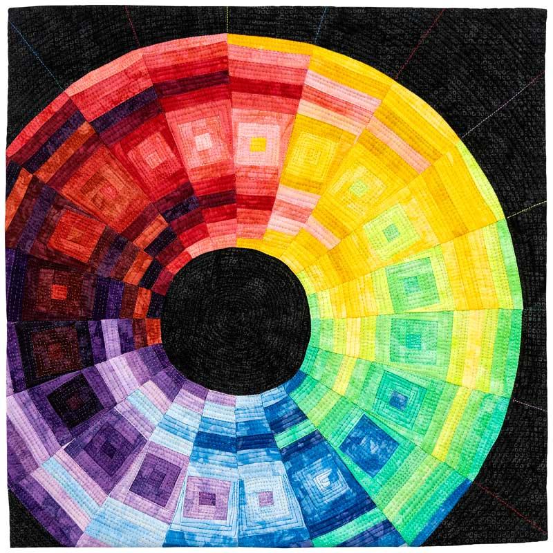 Rainbow Iris: Maryte Collard