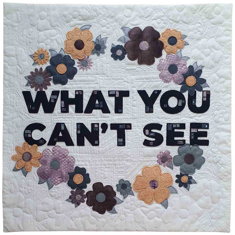 Be What You Can't See: Lucy Sattler